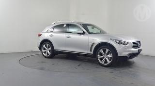 2016 Infiniti QX70 S Premium 4D Station Wagon Photo