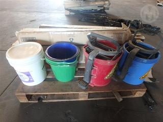 MOP Buckets, Handles, Signs Oates Miscellaneous Photo