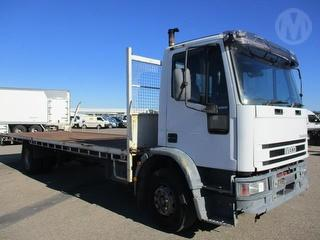 2000 Iveco Eurocargo 150E23 Tray GCM 20,500kg Photo