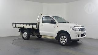 2013 Toyota Hilux 150 SR 2D Cab Chassis Photo