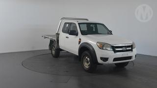 2010 Ford Ranger PK XL X-cab Chassis Photo