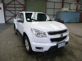 2013 Holden Colorado RG LTZ 4D Dual Cab Utility Photo