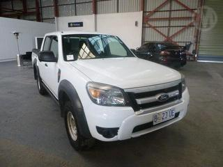 2010 Ford Ranger PK XL 4D Dual Cab Utility Photo