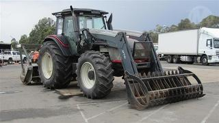 2008 Valtra T191LS Tractor Photo