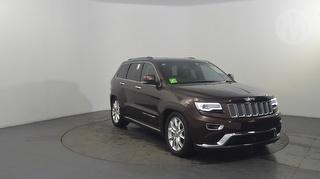 2014 Jeep Grand Cherokee WK Summit 5D S/Wagon Photo