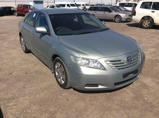 2008 Toyota Camry CV40 Altise Sedan Photo