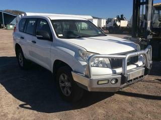 2009 Toyota Landcruiser Prado GX 4WD Photo
