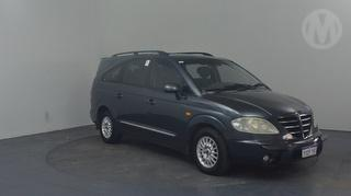 2006 Ssangyong Stavic Limited 5D Wagon Photo