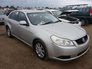 2008 Holden Epica EP CDX Sedan Photo