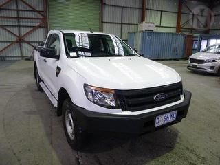 2013 Ford Ranger PX XL 2D X-cab Utility Photo