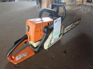 Stihl Chainsaw MS250 Chainsaw Running Well Photo