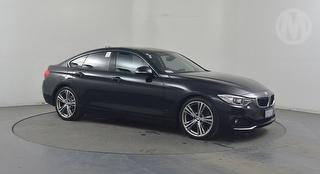 2015 BMW 4 Series F36 Gran Coupe 420i M-Sport 5D Coupé Photo
