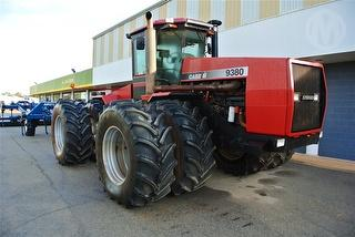 Case IH 9380 Tractor Photo
