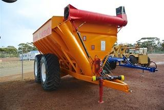 Norrish 20T Haul OUT Chaser BIN Photo