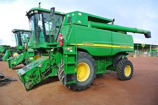 John Deere 9750sts Header Photo