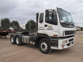 2004 Isuzu C3 C Series Prime Mover GCM 50,000kg Photo