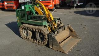 Kanga DL725 Loader (Skid steer) Photo
