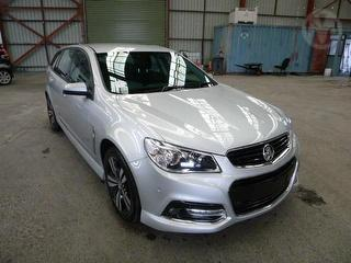 2015 Holden Commodore VF SV6 Storm 5D Station Wagon Photo
