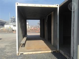 20ft Hoarding Shelter Miscellaneous EOI (located Offsite) Photo