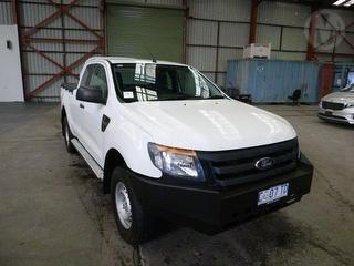 2012 Ford Ranger PX XL 4D X-cab Utility Photo