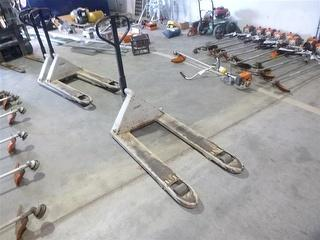Crown Pallet Jack Pallet Jack Photo