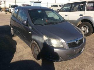 2008 Holden Barina TK Hatch Photo