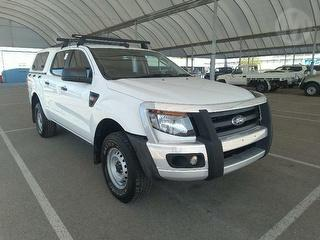 2014 Ford Ranger PX XL 4D Dual Cab Utility Photo