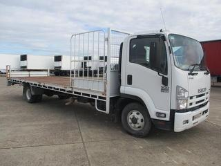 2013 Isuzu FRR500 X-long Tray GCM 16,000kg Photo