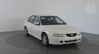 2003 Holden Commodore VY Acclaim Sedan Photo
