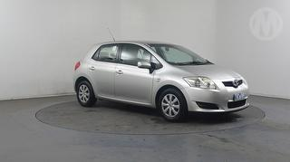 2008 Toyota Corolla ZRE15 Ascent 5D Hatch Photo