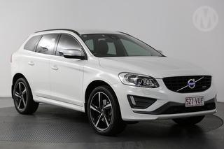 2014 Volvo XC60 D5 R-Design 5D S/Wagon Photo
