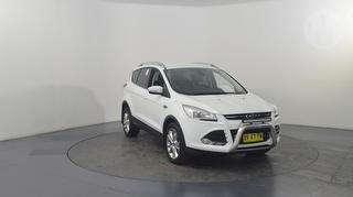 2013 Ford Kuga TF Trend 5D S/Wagon Photo