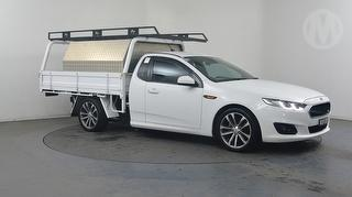 2015 Ford Falcon FG X Ute XR6 2D Cab Chassis Photo