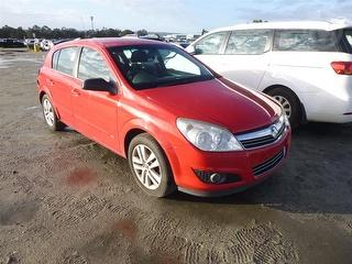 2007 Holden Astra AH CDX Hatch Photo