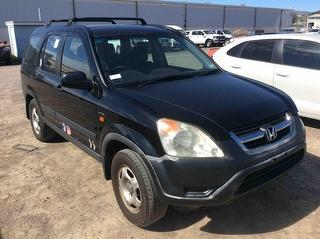 2004 Honda CR-V S/Wagon Photo