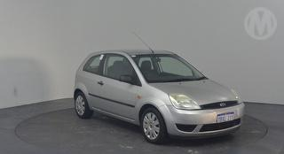 2004 Ford Fiesta WP LX 3DR 3D Hatch Photo