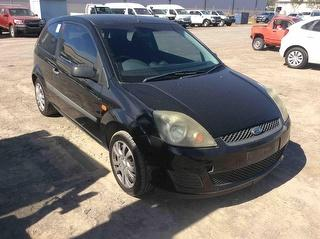 2006 Ford Fiesta WQ Hatch Photo