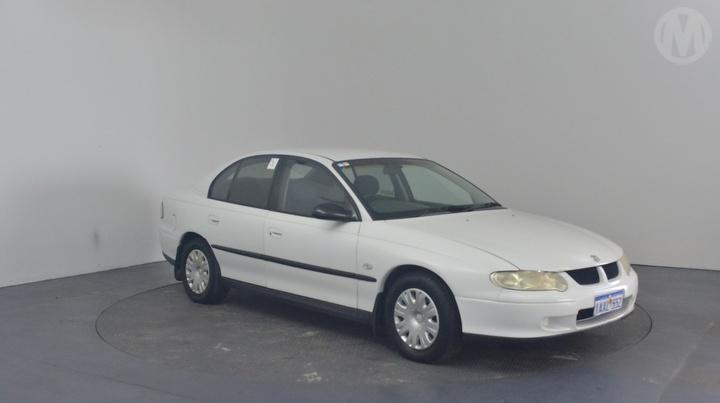 2001 Holden Commodore VX Executive 4D Sedan - Used Car for