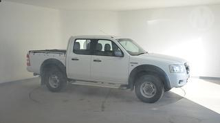 2008 Ford Ranger PJ XL Dual Cab Utility Photo