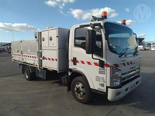 2011 Isuzu NPR400 Medium Premium Tipper GCM 11,000kg Photo