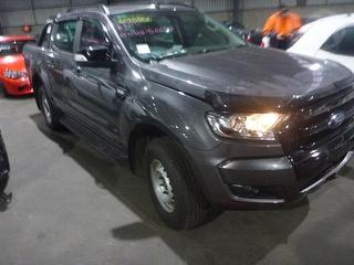 2017 Ford Ranger PX MKII FX4 Special Edition 3.2D 4WD Dual Cab Utility Photo
