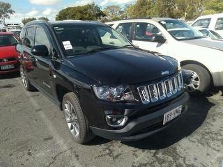 2014 Jeep Compass MK Limited S/Wagon Photo
