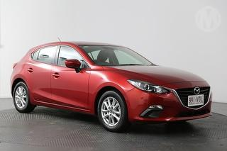 2015 Mazda MAZDA3 Gen III Neo 5D Hatch Photo