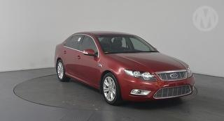 2010 Ford Falcon FG G6E 50th Anniv 4D Sedan Photo