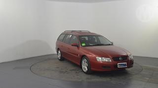2005 Holden Commodore 5D Station Wagon Photo
