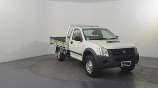 2007 Holden Rodeo 2D Cab Chassis Photo