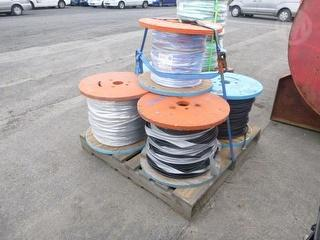 Assorted Rope And Cable Photo