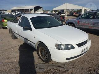 2004 Ford Falcon BA MKII Ute XL Utility Photo