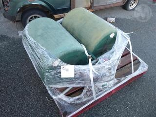 2X Grass Rollers And Sander ON Pallet Parks & Gardening Photo