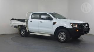 2014 Ford Ranger PX XL Plus 4D Dual Cab Utility Photo